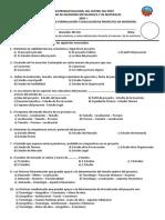 II EXAMEN PARCIAL DE FEPI - 2020 - I