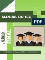 MANUAL DO TCC 2016
