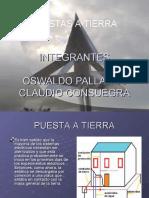 PUESTA A TIERRA
