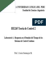 Laboratorio1- teórico control