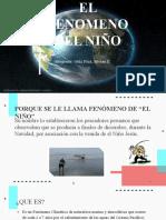 EL FENOMENO DEL NIÑO.pptx