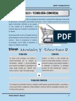 1. CAPÍTULO 1 - TECNOLOGÍA COMERCIAL
