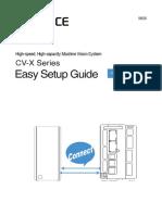CV-X Easy Setup Guide (FTP_FileZilla)
