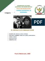 ASESINATO DE DOMINIQUE DUNNE
