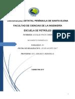 EJERCICIOS DE MOVIMIENTO PARABÓLICO