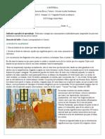 Taller Educación Artística y cultural 8.1 y 8.2