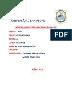 FALLA DE PAVIMENTOS RIGIDOS