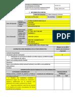 FORMATO PLANEACION PRODUCTIVIDAD SENA