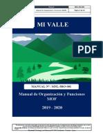 M-1.1-02 Manual de Organizacion y Funciones