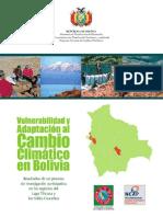 Bolivia. Vulnerabilidad y Adaptación al Cambio Climático