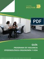 Guía programa ergonomia y vida cotidiana