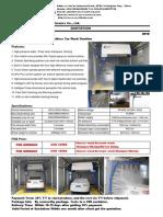 HP-360 Single Arm Touchless Car Wash Machine (1)