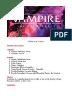 Vampiro historia