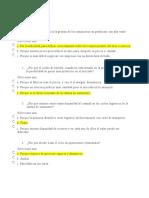 PRIMER ENTREGA CUESTIONARIO Y FORO LOGÍSTICA