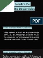 Escuela Nórdica De Marketing De Servicios