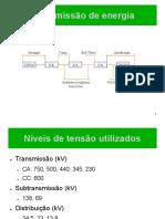 Aula - 5 - Transmissão de energia