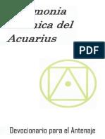 Devocionario para el Antenaje, José Marcelli