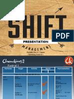 Shift Management presenatation edited