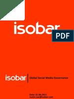 Global Social Media Governance