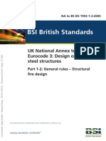 UK National Annex to Eurocode 3 - Design of steel structures. General rules - Structural fire design.pdf