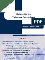 Deteccion de talentos - La transición hacia el Alto rendimiento. Segunda presentación. webinar_1_