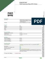 E3SOPT001_DATASHEET_DZ_fr-FR