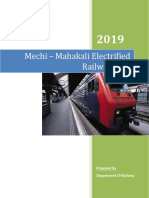 Summary_East West Electrified Railways