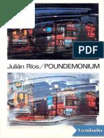Julián Ríos - Poundemonium
