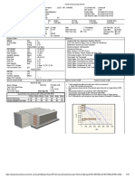 IJLDS - FAN COIL UNITS - Performance Data Sheet