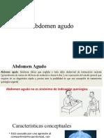 Abdomen-agudo