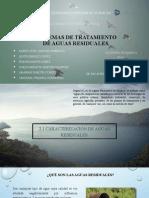 UNIDAD 2. SISTEMAS DE TRATAMIENTO DE AGUAS RESIDUALES.pptx