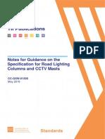 CC-GSW-01300-02-CCTV Mast Standard