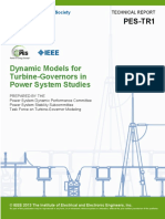 Dynamic Models for Turbine Governors in Power System Studies.pdf