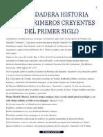 LA VERDADERA HISTORIA DE LOS PRIMEROS CREYENTES DEL PRIMER SIGLO.pdf