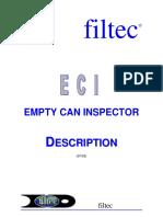 44625 Manual, ECI, English