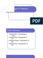 Perhitungan IP Address