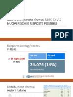 1. Analisi Decessi SARS-CoV-2 - Health Marketplace