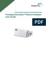 FreeAgent DockStar Network Adapter User Guide