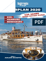 Fahrplan Freya 2020
