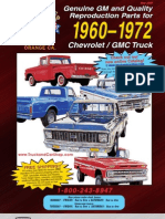 60-72 Chevy Truck Catalog