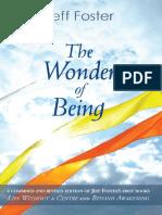 Wonder of Being_ Awakening to an Intimacy Beyond Words, The - Jeff Foster.pdf
