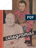 Cinegramas (Nº 11 - 25 de noviembre de 1934)