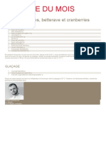 JDP 431 RM Journal du patissier recette du mois