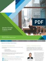 VMware Solution Provider Program Guide EN