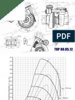 Характеристика ТКР 80.05.12 - Турботехника
