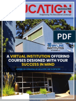 A Virtual Institution Offering Courses Designed With Your Success In Mind