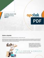 Catalogo Apotek Embalagens Outubro 2017