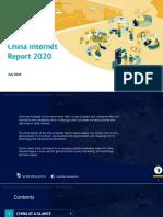 China Internet Report 2020
