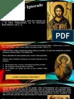 1. Diapos, El Padre reveladopor Jesucristo