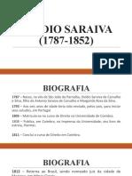 OVÍDIO SARAIVA (1787-1852)